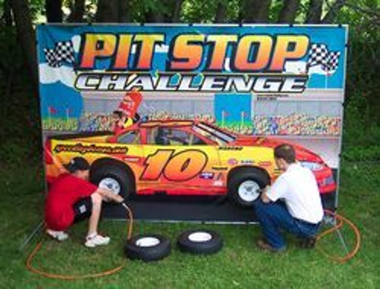 Pit Stop Challenge Parts